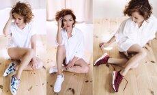 Stilius - Agnė Gilytė, batai - iš Springs