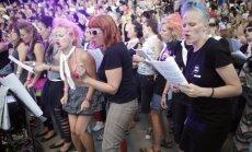 Pankų chorinės muzikos festivalis Estijoje