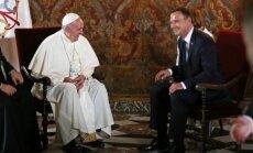Popiežius Pranciškus lankosi Lenkijoje