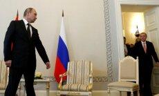 Vladimiras Putinas priėmė Recepą Tayyipą Erdoganą