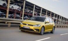 Modernizuotas Volkswagen Golf