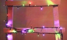 Pasidaryk pats: netradicinė Kalėdų eglutė-kopėčios