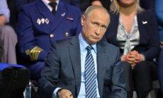 Nerimas dėl Baltijos valstybių: ar V. Putinas išmoko sovietų laikų pamokas?