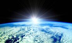 Saulėtekis iš kosmoso