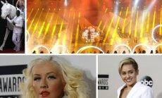 Lady Gaga, Kesha ir Pitbullis, Christina Aguilera, Miley Cyrus