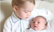 Princas George'as ir princesė Charlottė