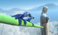 """Kadras iš animacinio filmo """"Rio""""      """"Forumcinemas"""" nuotr."""