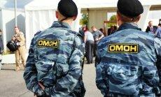 OMON in the present days in Russia