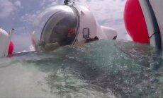"""Povandeninio nardymo mėgėjams - galimybė iš labai arti apžiūrėti """"Titaniko"""" liekanas"""