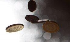 Falling Euros
