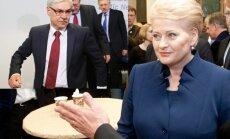 Paskutiniai debatai: D. Grybauskaitė laimėjo puldama