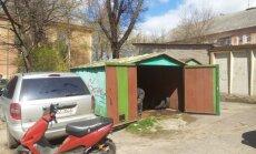 Garažas