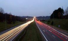 Planuojama apšviesti visą kelią Vilnius - Kaunas