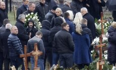 Deimanto Bugavičiaus laidotuvės