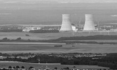 Nuclear power plant under construction in Astravyets