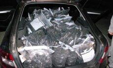 Tarptautinės narkomafijos planus sužlugdė Kauno kriminalistai