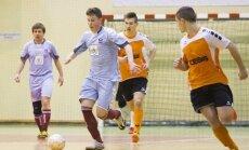 Salės futbolas (Karolio Kavolėlio nuotr.)