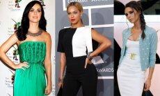 Katy Perry, Beyonce, Victoria Beckham
