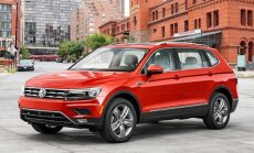 Septynvietis Volkswagen Tiguan Allspace