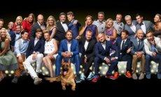 TV3 žvaigždžių fotosesija