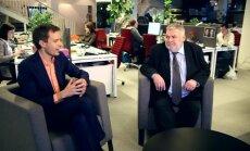 A. Tapinas kalbina istoriką A. Bumblauską: jei būčiau švietimo ministras, istorijos programą suspenduočiau