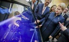 Dalia Grybauskaitė ir Artūras Žukauskas