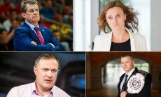 Lietuvos sportininkai braunasi į Seimą