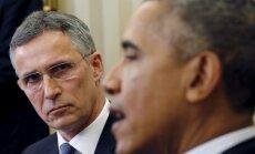 B. Obama, J. Stoltenbergas