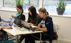 NFQ Girls can code mokymai