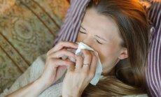 Daugelį varginantis peršalimas: nekalta pradžia, bet labai pavojingos pasekmės