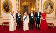 Karališkoji D. Britanijos šeima