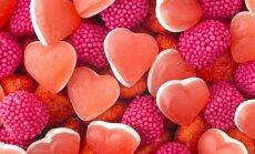 Valentino dienos saldainiai