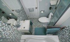 7 vertingi patarimai, kaip vizualiai padidinti vonios kambarį