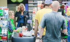 Iššūkis prekybininkams: ilgos eilės prie kasų gali kainuoti milijonus