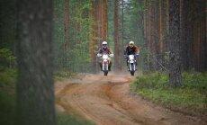 "Bekelės maratonas ""Ladoga Trophy 2016"" (A. Lauciaus ir E. Buiko nuotr.)"