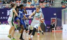 Lietuvos U20 moterų rinktinė Kinijoje