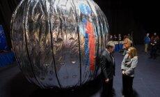 Kosminės kapsulės pristatymas