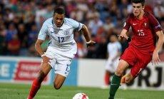 Europos futbolo U19 čempionato finalas, Anglija - Portugalija