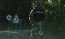 A border guard
