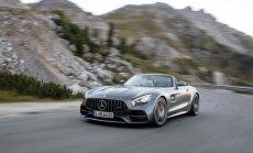 Mercedes-AMG GT C rodsteris