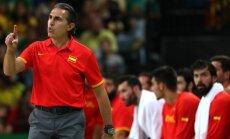 Sergio Scariolo ir Ispanijos rinktinė