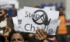 Protestai prieš Charlie Hebdo karikatūras