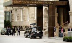 Donaldo Trumpo viešbutis