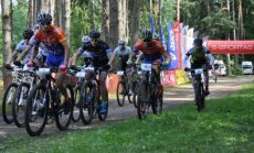 Lemiamas Lietuvos MTB čempionato etapas Šiauliuose