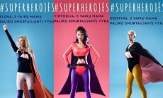Superherojės
