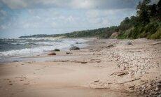 Nemirsetos paplūdimiai