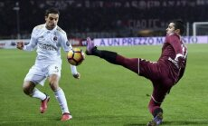 Milano ir Turino futbolininkų akistata