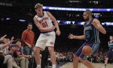 """Mindaugas Kuzminskas """"New York Knicks"""""""