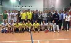 Tinklinio turnyro Venstpilyje dalyviai