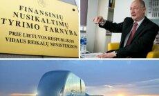 Anatolijus Junickis iš Lietuvos išvyko taip ir neapklaustas FNTT, nors pareigūnai žinojo tikslią jo skrydžio datą ir laiką